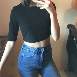 Forever 21 Crop Top (S)